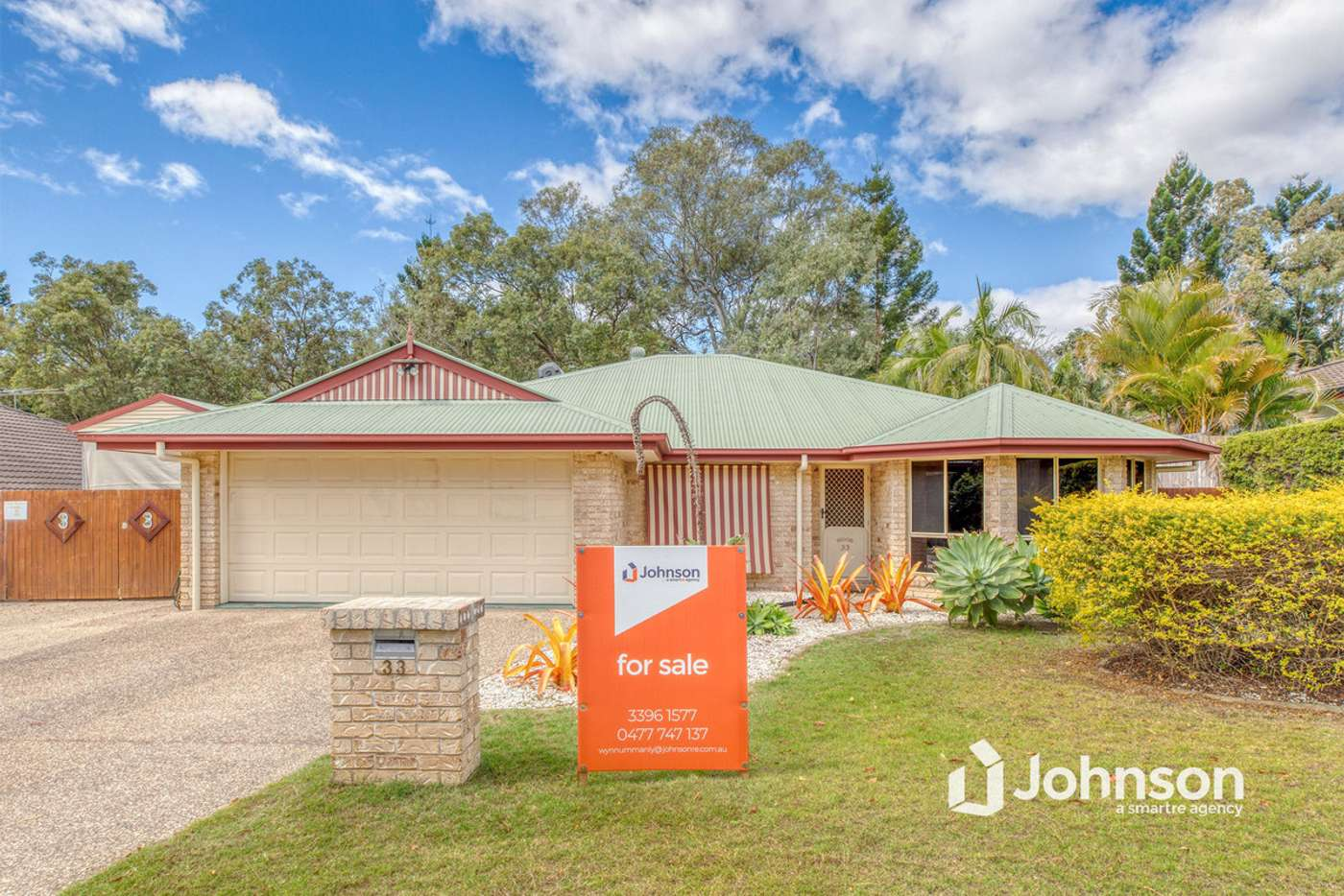 Main view of Homely house listing, 33 Lockwood Crescent, Manly West QLD 4179
