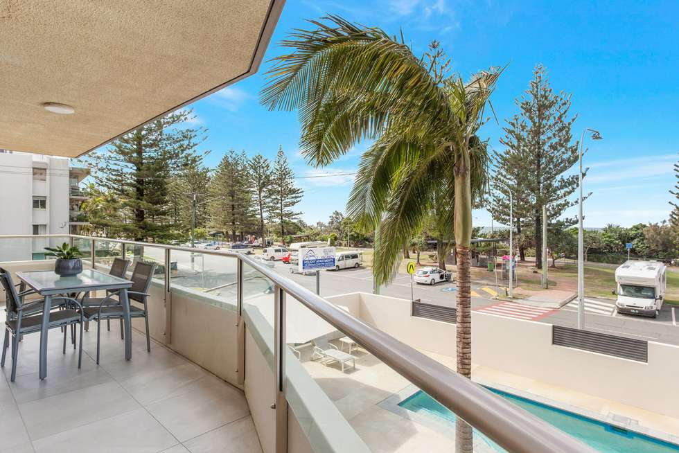 Second view of Homely apartment listing, 4/82 The Esplanade, Burleigh Heads QLD 4220