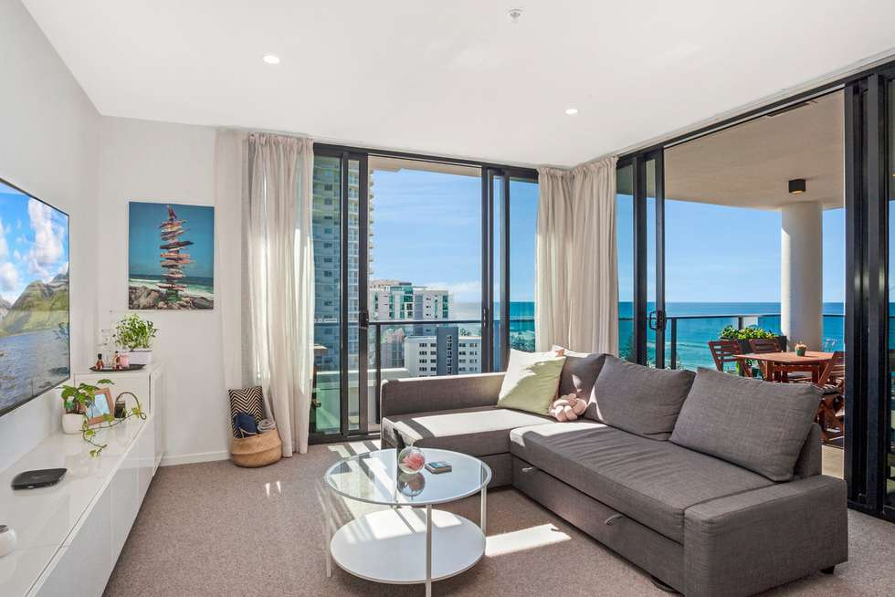 Second view of Homely apartment listing, 83/72 The Esplanade, Burleigh Heads QLD 4220
