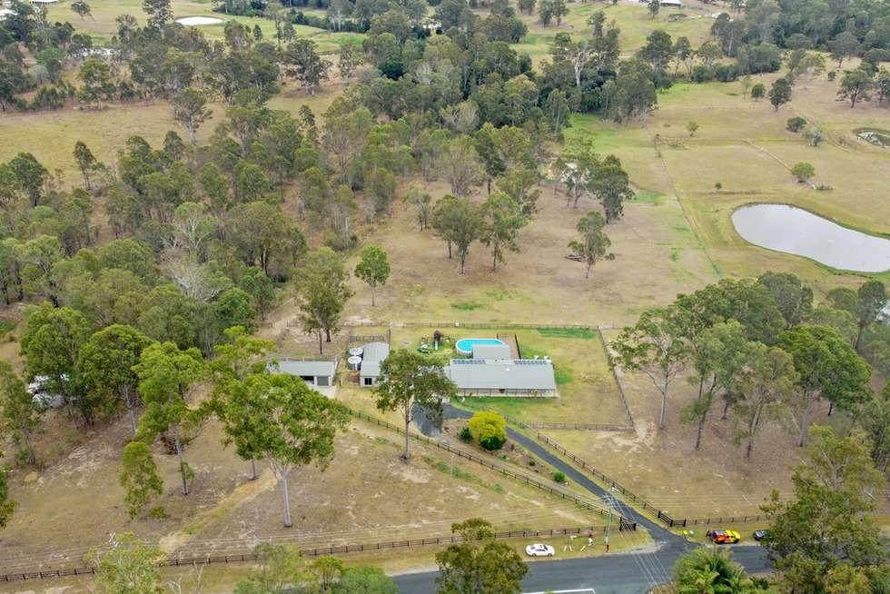 Second view of Homely acreageSemiRural listing, 193-209 Leopardwood Road, Cedar Grove QLD 4285