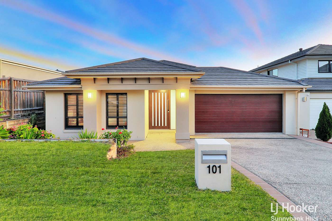 Main view of Homely house listing, 101 Cooper Crescent, Rochedale QLD 4123