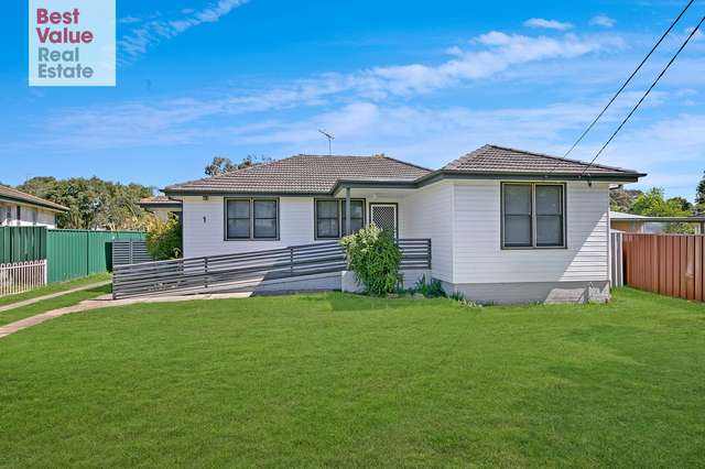 1 Poplar Street, North St Marys NSW 2760