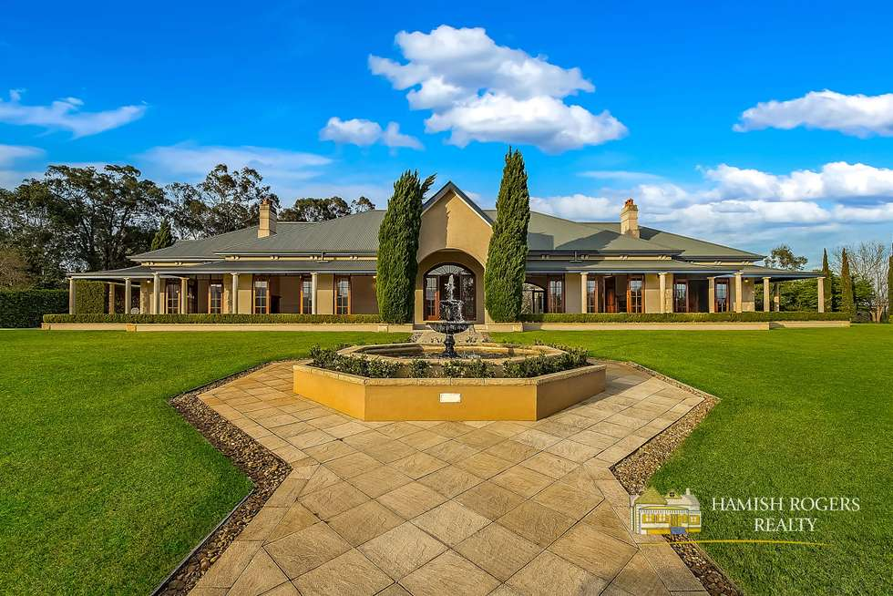 Second view of Homely acreageSemiRural listing, 75 Comleroy Road, Kurrajong NSW 2758