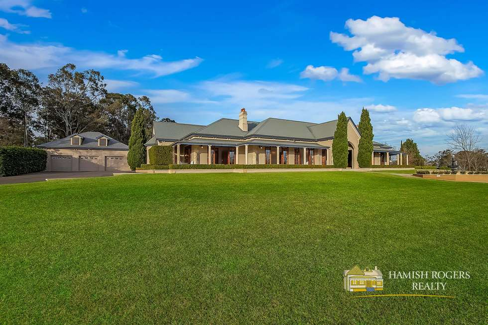 Third view of Homely acreageSemiRural listing, 75 Comleroy Road, Kurrajong NSW 2758