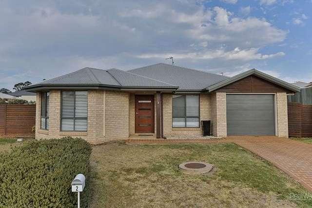 2/2 Wareena Crescent, Glenvale QLD 4350