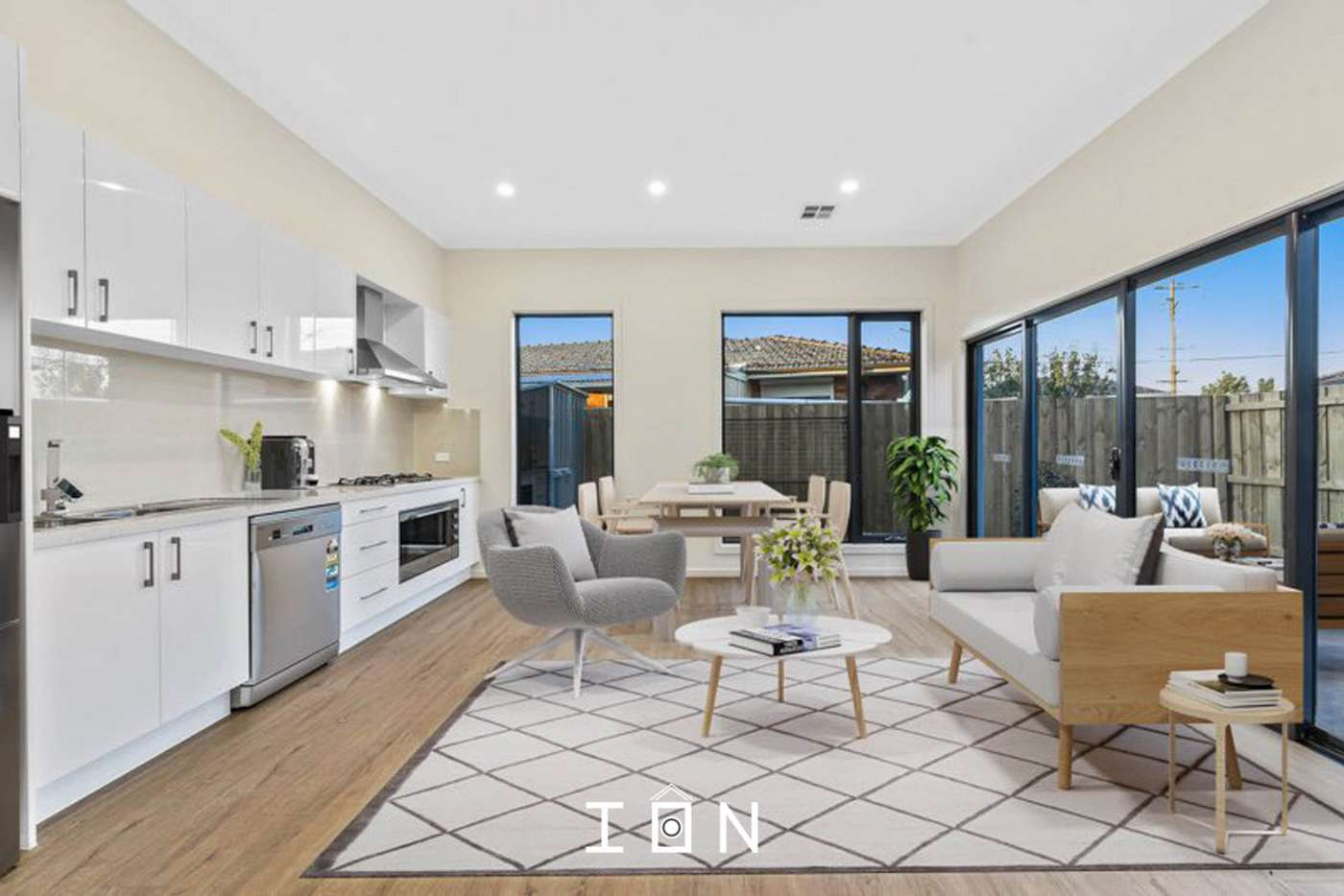 Main view of Homely townhouse listing, 1/43 Bakewell Street, Cranbourne VIC 3977