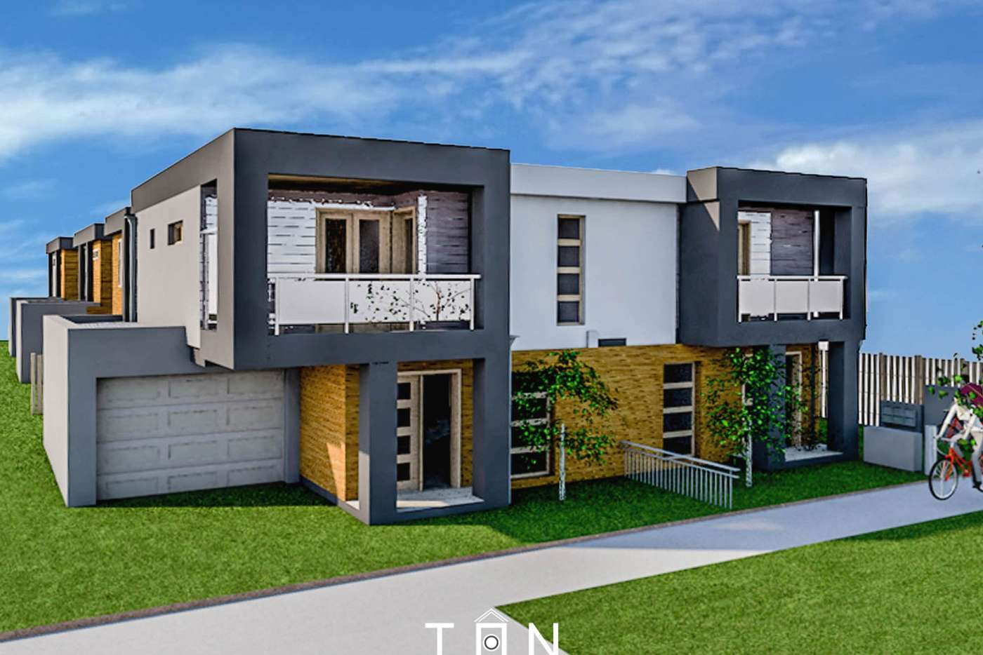 Main view of Homely townhouse listing, 3/43 Bakewell Street, Cranbourne VIC 3977