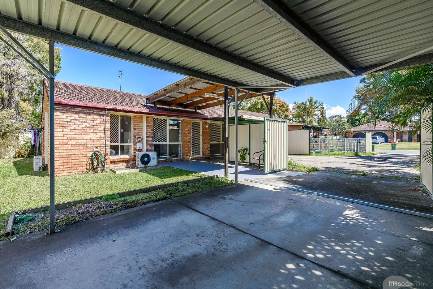 Main view of Homely semiDetached listing, 2/84 Botanical Drive, Labrador QLD 4215