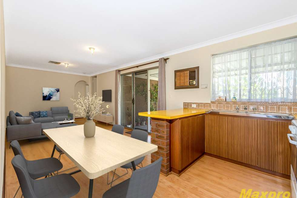 Second view of Homely house listing, 33 Latimer Way, Langford WA 6147