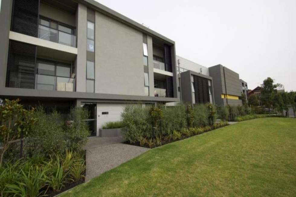 Second view of Homely apartment listing, 111/94 Cade Way, Parkville VIC 3052