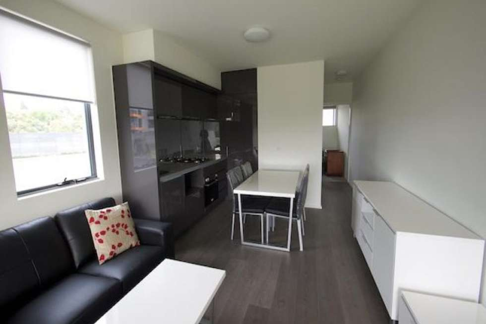 Third view of Homely apartment listing, 111/94 Cade Way, Parkville VIC 3052