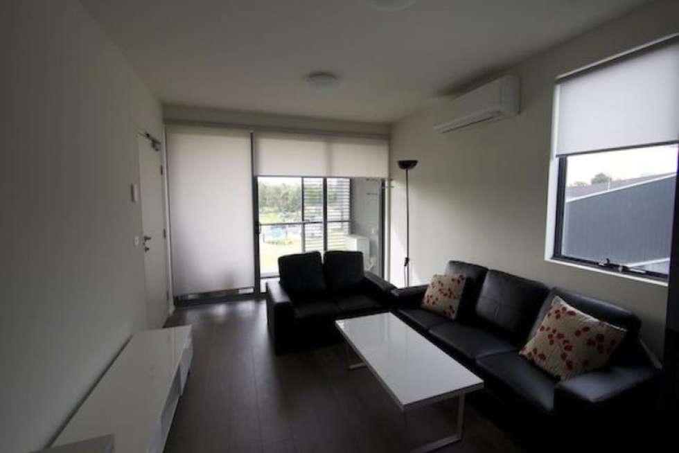 Fourth view of Homely apartment listing, 111/94 Cade Way, Parkville VIC 3052