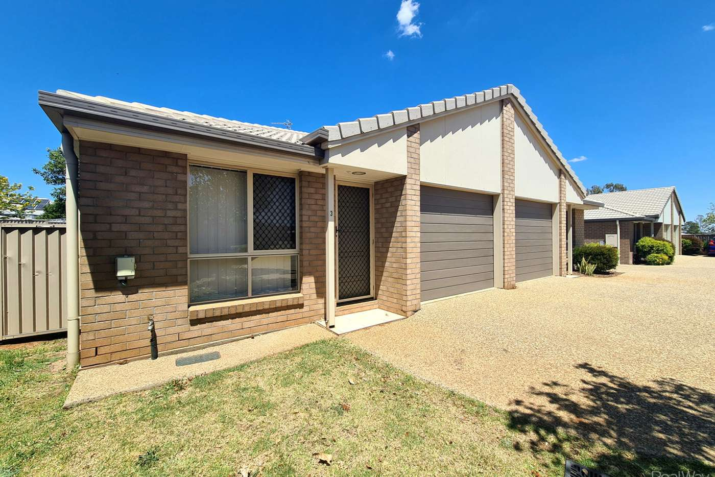 Main view of Homely unit listing, 3/4 Costello Street, Harlaxton QLD 4350
