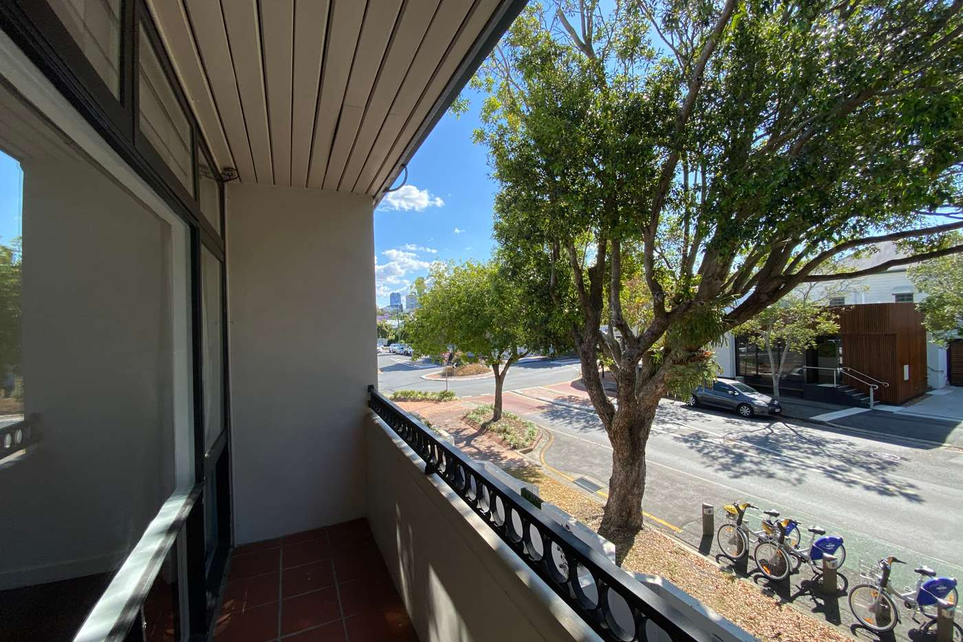 Main view of Homely apartment listing, 9/166 James Street, New Farm QLD 4005