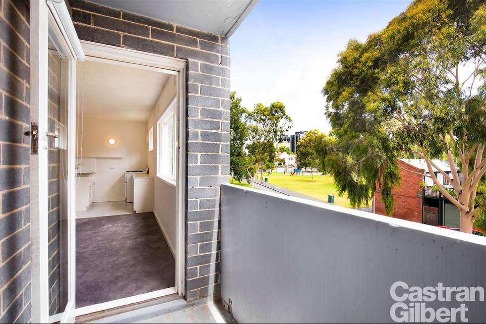 Fifth view of Homely apartment listing, 6/44 Gatehouse, Parkville VIC 3052