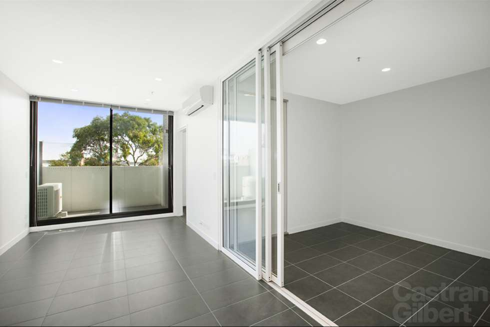Second view of Homely apartment listing, 201/141 - 149 Roden Street, West Melbourne VIC 3003