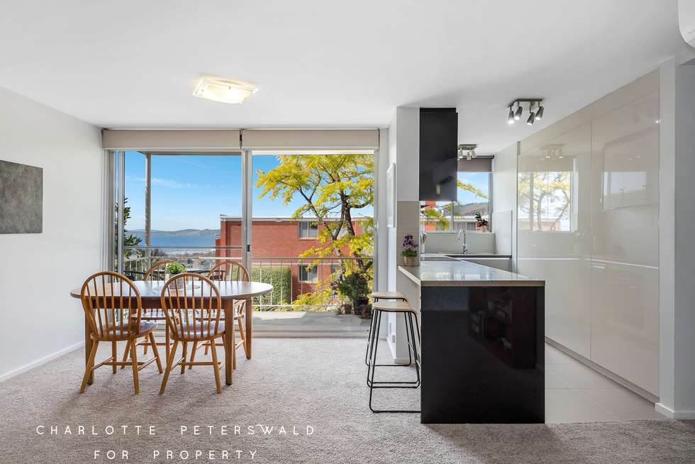 Fourth view of Homely apartment listing, 15/320 Davey Street, South Hobart TAS 7004