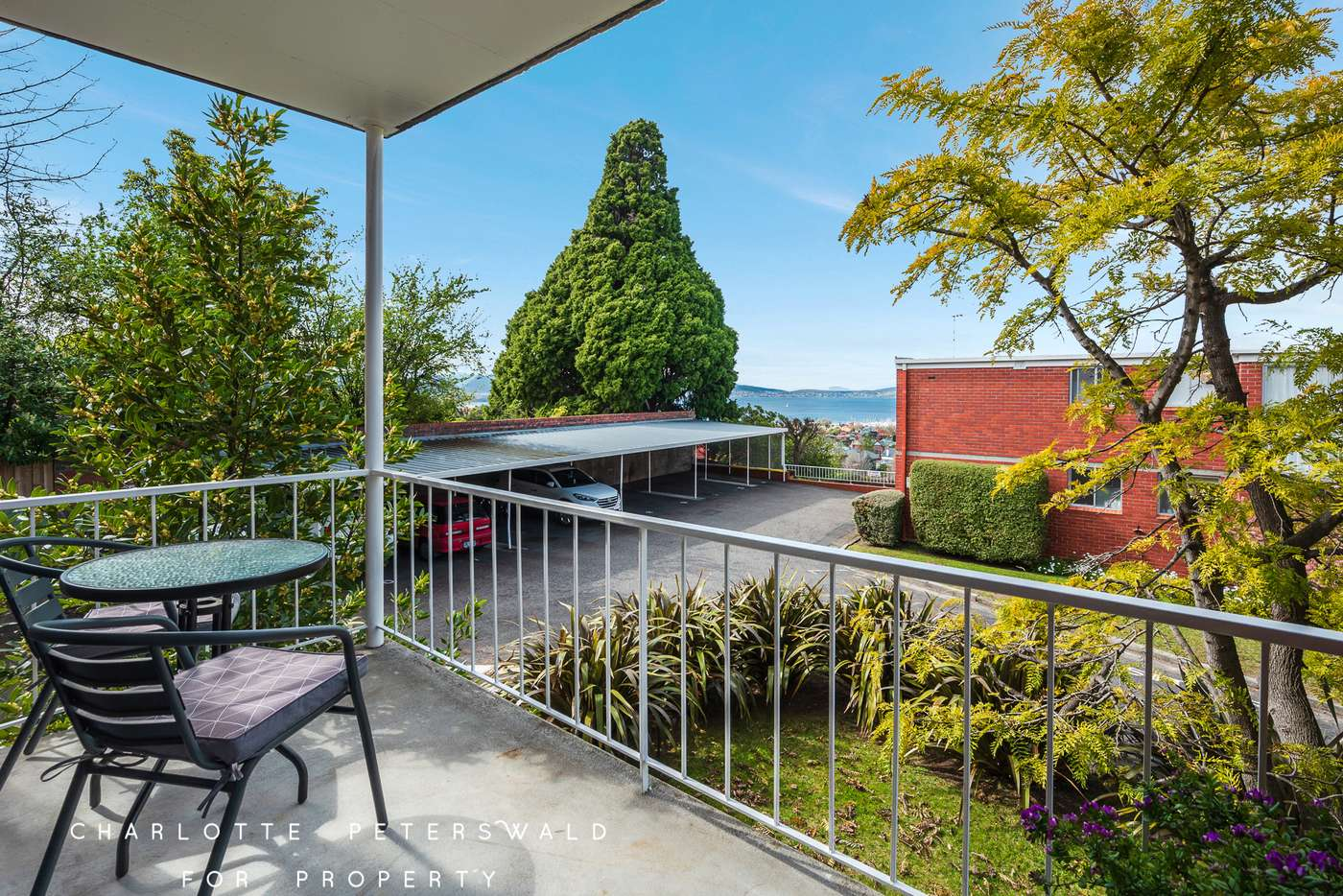Fifth view of Homely apartment listing, 15/320 Davey Street, South Hobart TAS 7004
