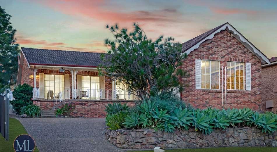12 Coomalie Avenue, Castle Hill NSW 2154