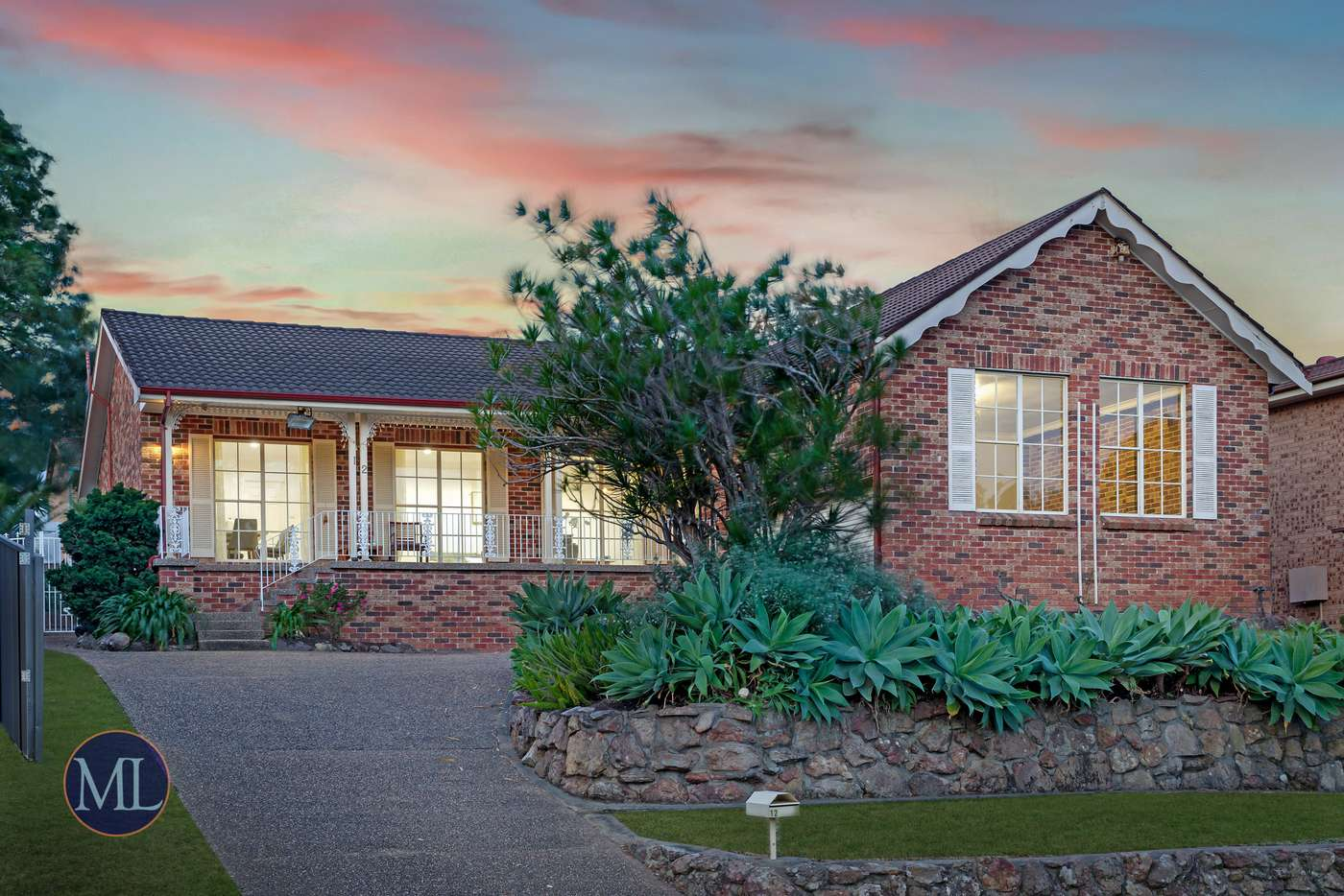 Main view of Homely house listing, 12 Coomalie Avenue, Castle Hill NSW 2154