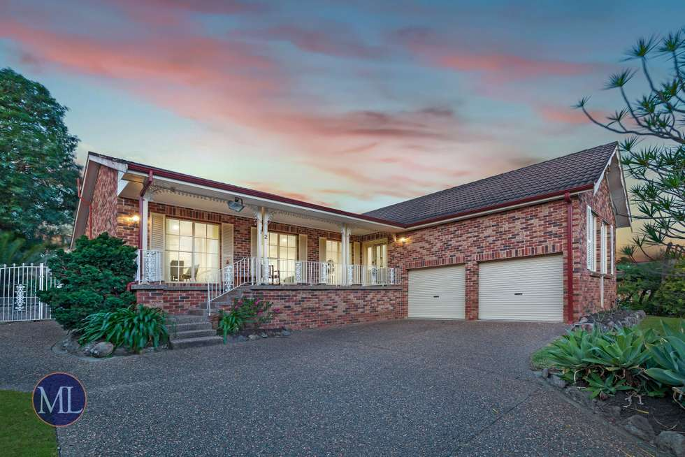 Second view of Homely house listing, 12 Coomalie Avenue, Castle Hill NSW 2154
