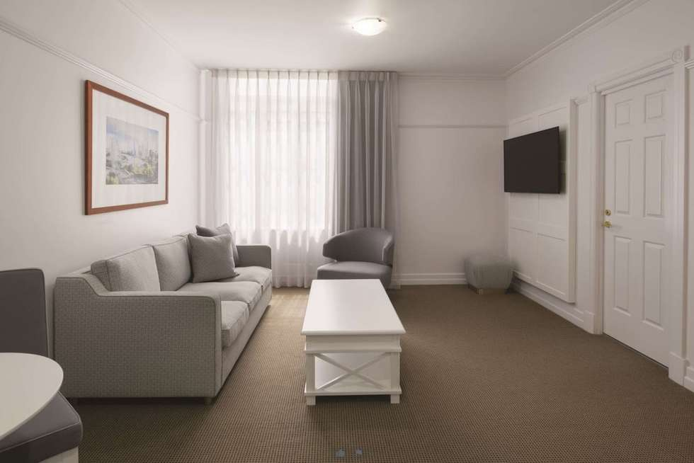Third view of Homely apartment listing, 3015/255 Ann Street, Brisbane City QLD 4000