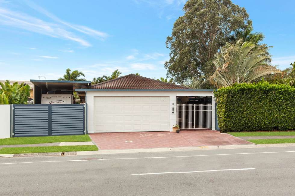 Third view of Homely house listing, 18 Dunlin Drive, Burleigh Waters QLD 4220