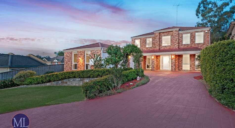 11 Allara Place, Castle Hill NSW 2154
