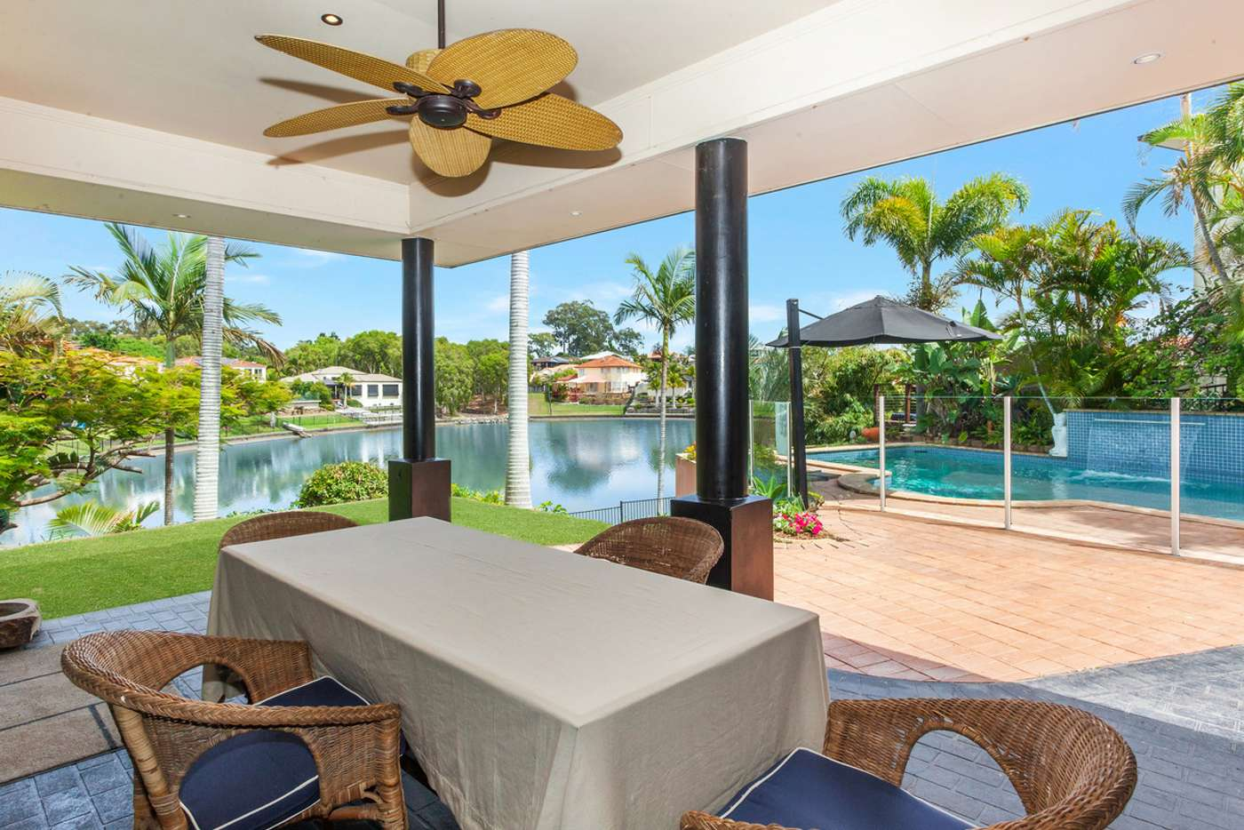 Main view of Homely house listing, 6 Crozet Crt, Burleigh Waters QLD 4220