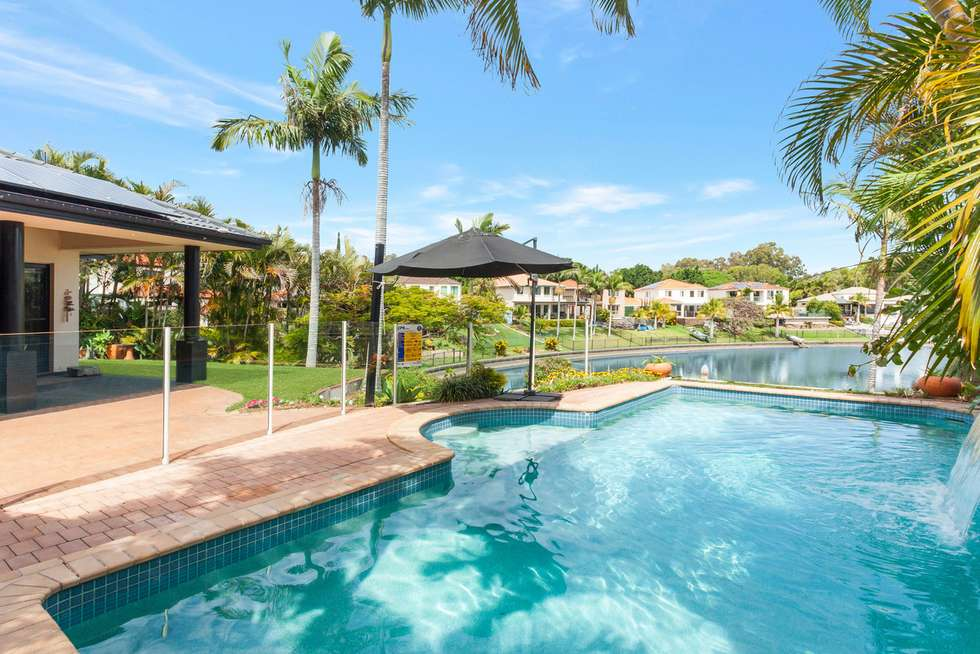 Fourth view of Homely house listing, 6 Crozet Crt, Burleigh Waters QLD 4220