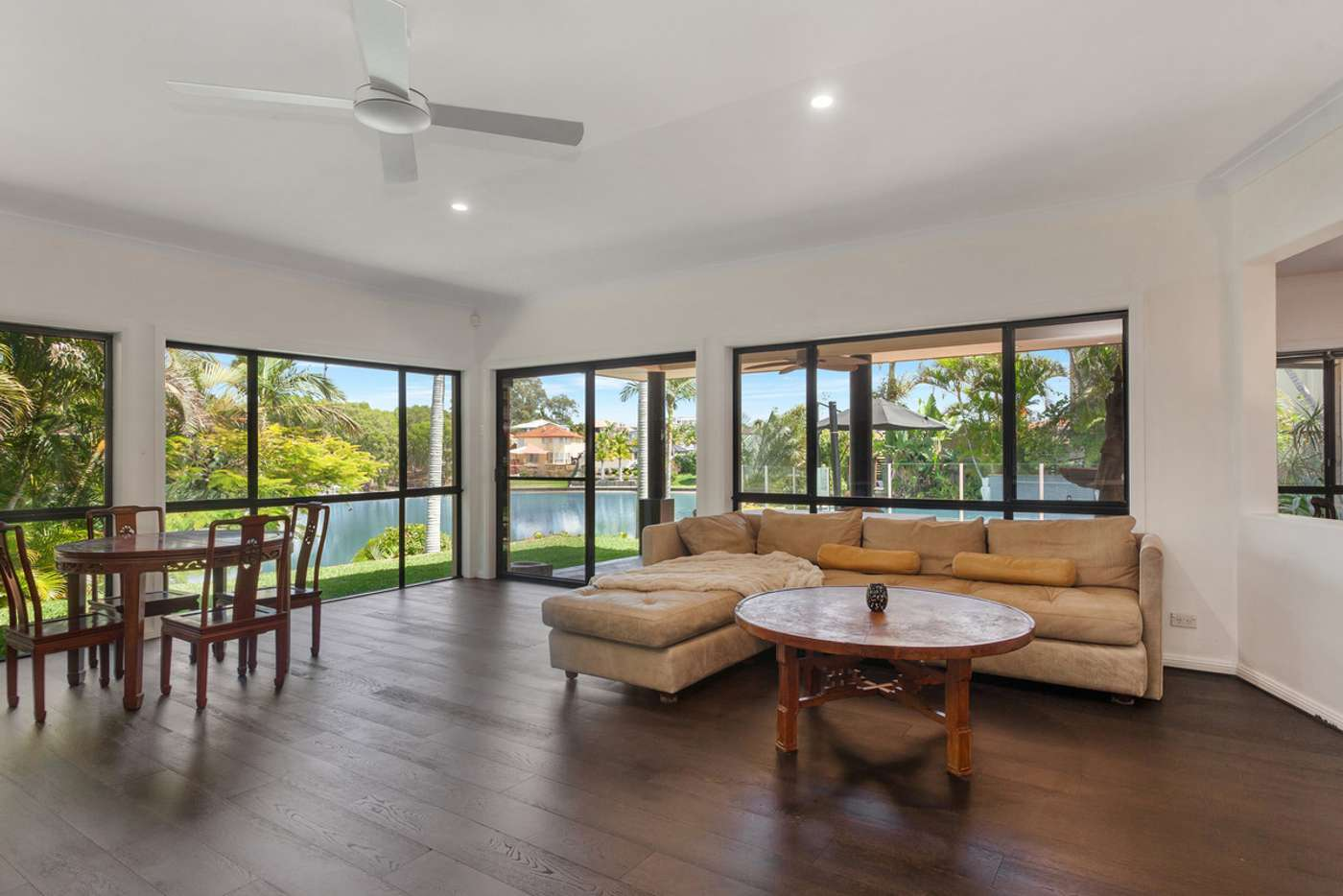Fifth view of Homely house listing, 6 Crozet Crt, Burleigh Waters QLD 4220