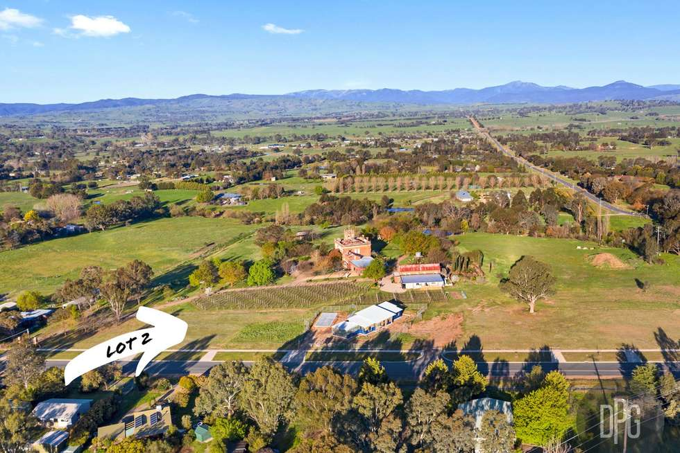 Second view of Homely residentialLand listing, 144 Highton Lane, Mansfield VIC 3722