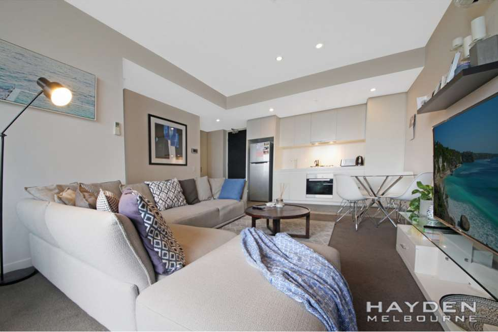 Fourth view of Homely apartment listing, 308/253 Bridge Road, Richmond VIC 3121