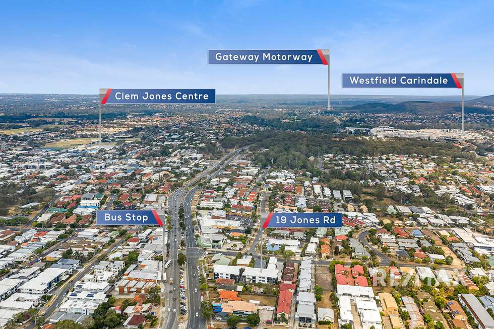 Fourth view of Homely apartment listing, 18/19 Jones Road, Carina Heights QLD 4152
