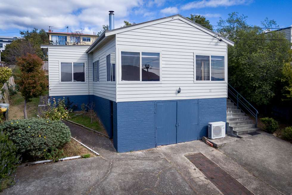 Second view of Homely house listing, 22 Eleventh Avenue, West Moonah TAS 7009