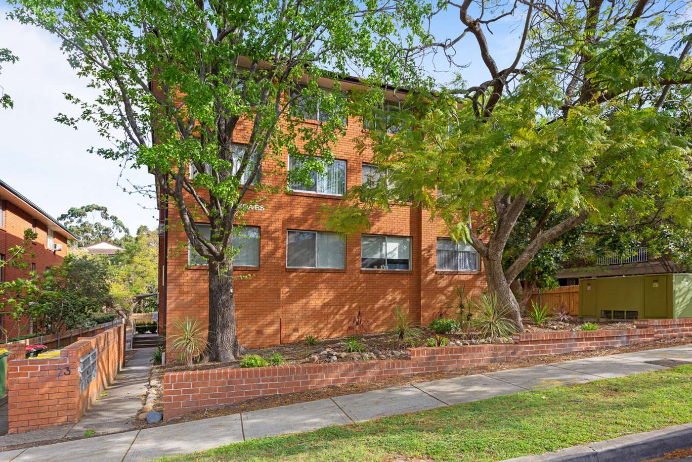 Main view of Homely apartment listing, 2/23 William Street, North Parramatta NSW 2151