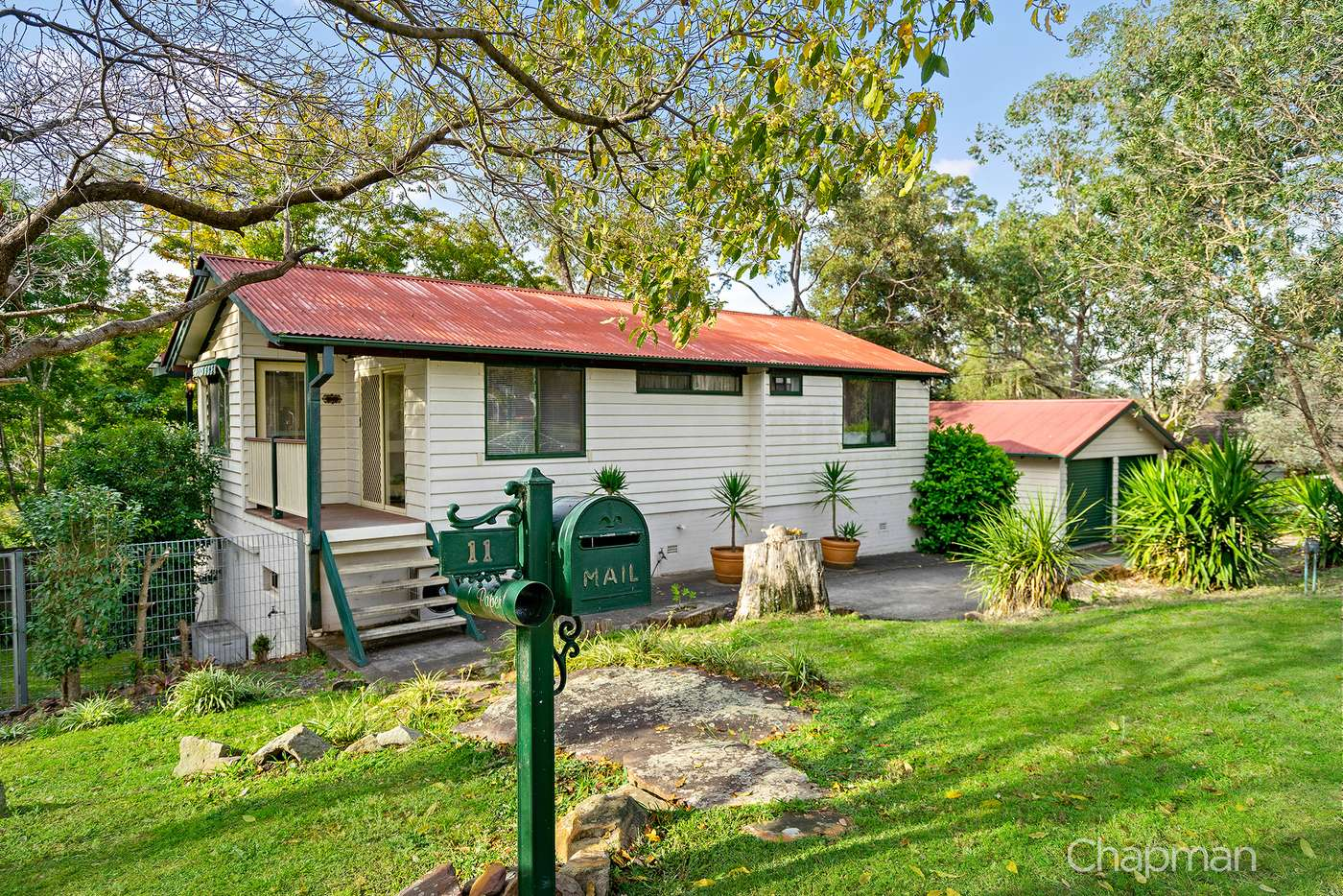 Main view of Homely house listing, 11 Koala Road, Blaxland NSW 2774