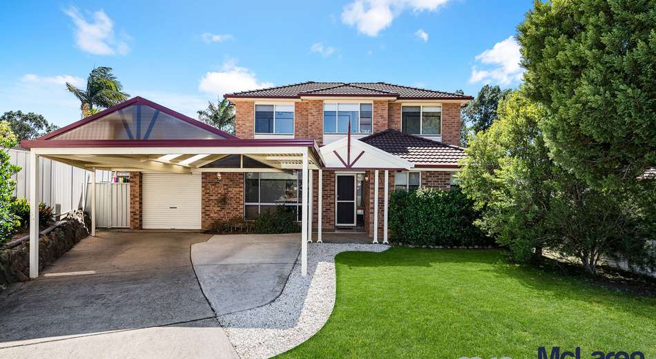 5 Danburite Place, Eagle Vale NSW 2558