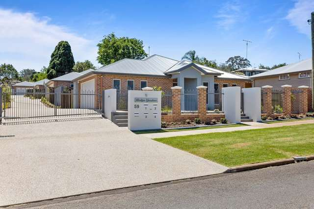 4/59 Jellicoe Street, Mount Lofty QLD 4350
