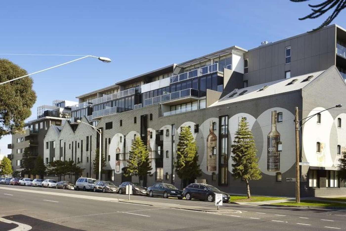 Main view of Homely apartment listing, 402/25 Pickles Street, Port Melbourne VIC 3207