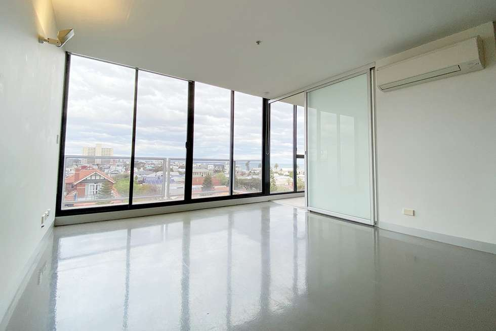 Second view of Homely apartment listing, 402/25 Pickles Street, Port Melbourne VIC 3207