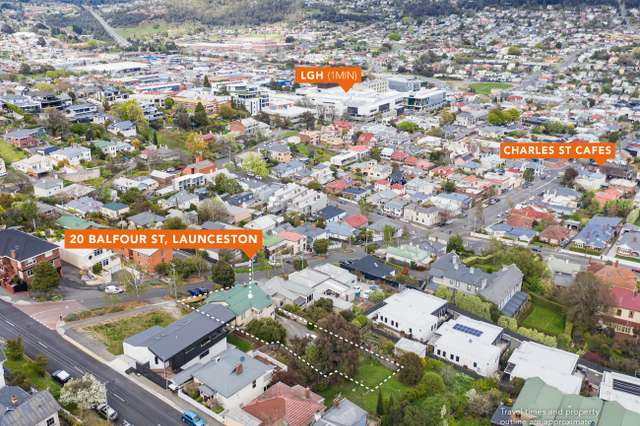 20 Balfour Street, Launceston TAS 7250