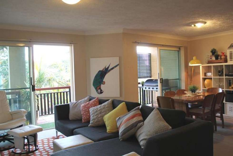 Second view of Homely unit listing, 3/88 L'Estrange Terrace, Kelvin Grove QLD 4059