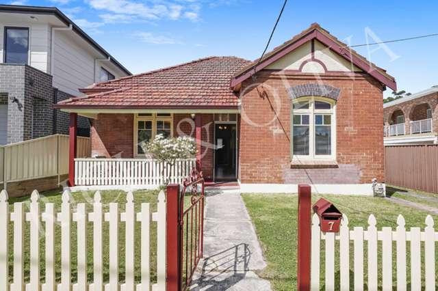 7 Faunce Street, Burwood Heights NSW 2136