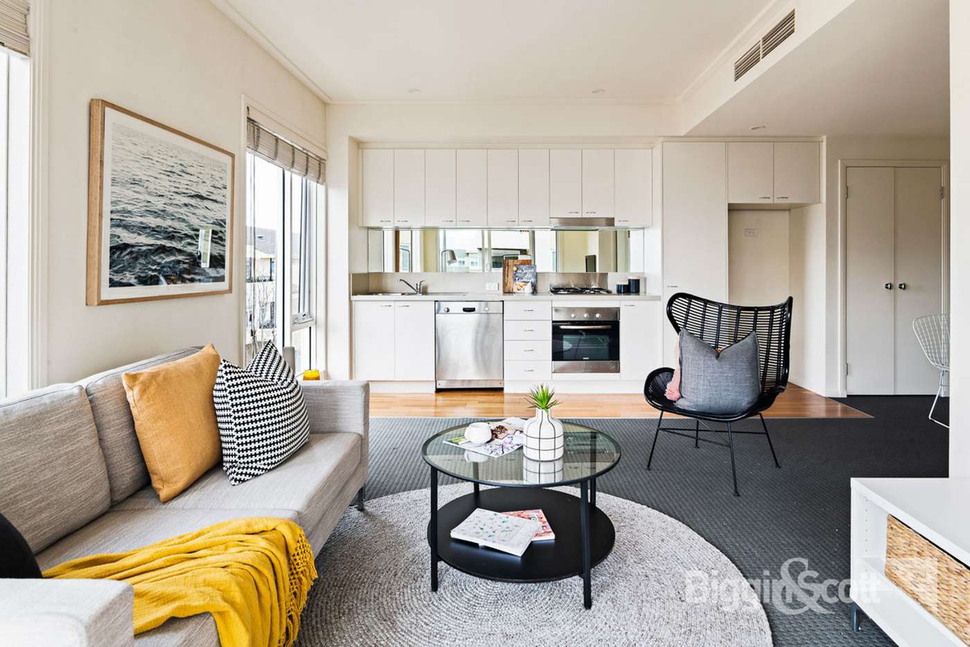 Main view of Homely apartment listing, 12/3 Seisman Place, Port Melbourne VIC 3207