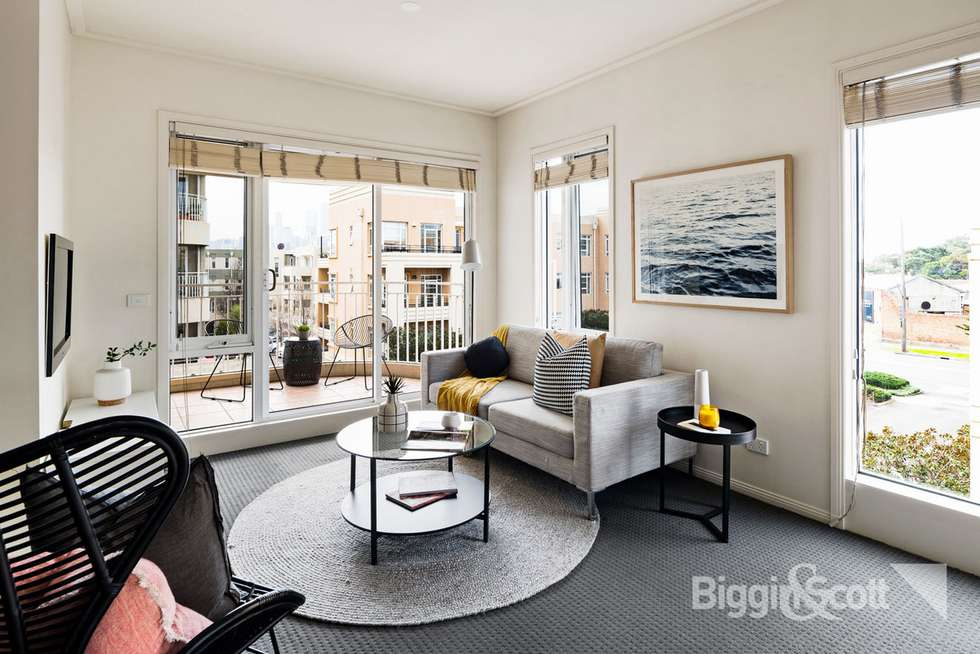 Second view of Homely apartment listing, 12/3 Seisman Place, Port Melbourne VIC 3207