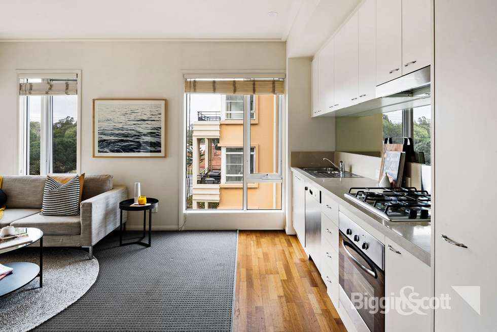 Third view of Homely apartment listing, 12/3 Seisman Place, Port Melbourne VIC 3207