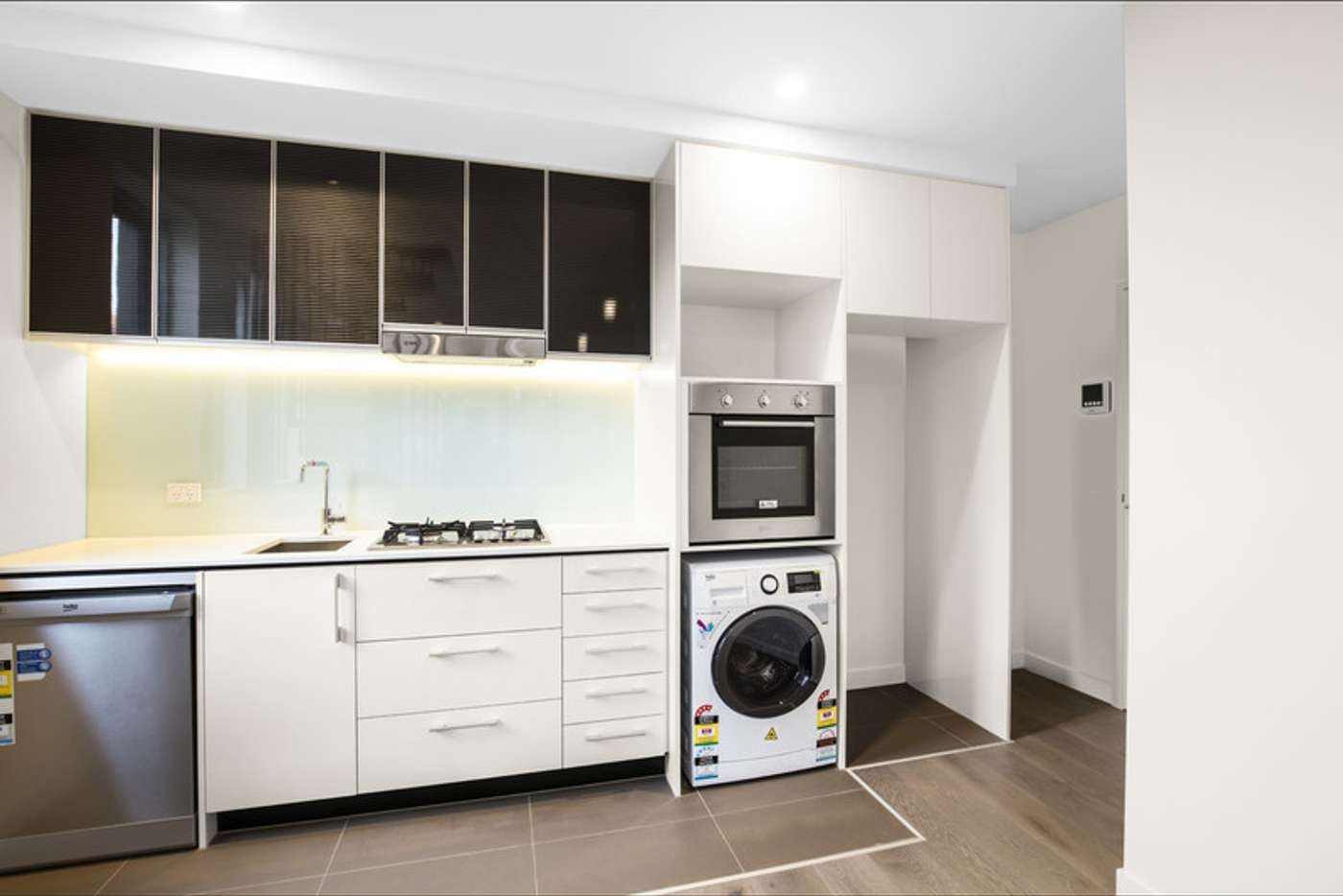 Main view of Homely apartment listing, 112/423-435 Spencer Street, West Melbourne VIC 3003