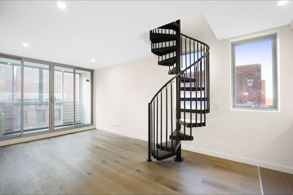 Second view of Homely apartment listing, 112/423-435 Spencer Street, West Melbourne VIC 3003