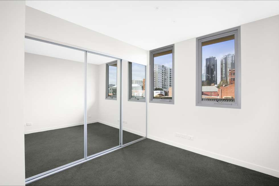 Third view of Homely apartment listing, 112/423-435 Spencer Street, West Melbourne VIC 3003